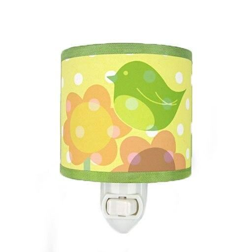 perching birdie nightlight