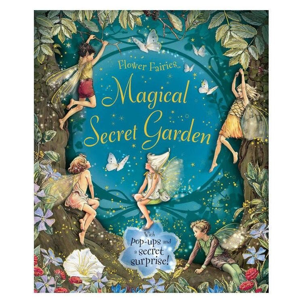 Flower Fairies Magical Secret Garden