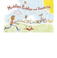 Muddles, Puddles, and Sunshine - Your Activity Book to Help when Someone has Died