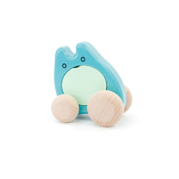 Bajo little ghost on wheels, turquoise