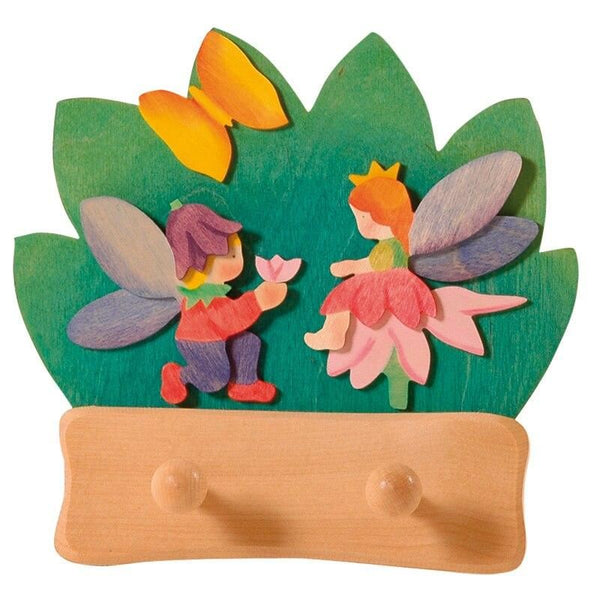Ostheimer elfboy & princess coat rack