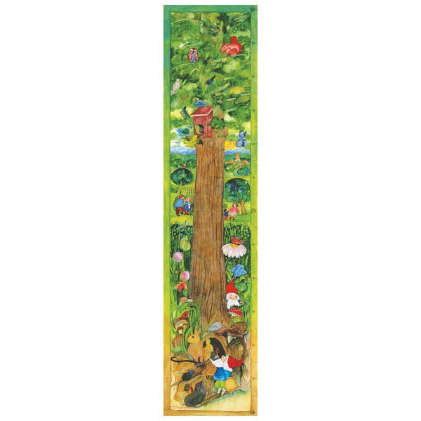 Gnome Forest Growth Chart