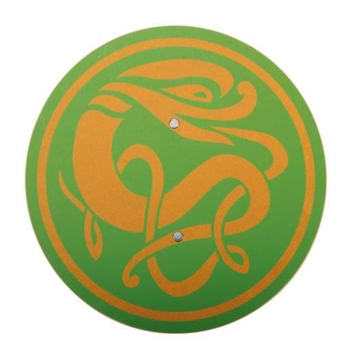 celtic shield, Sigar