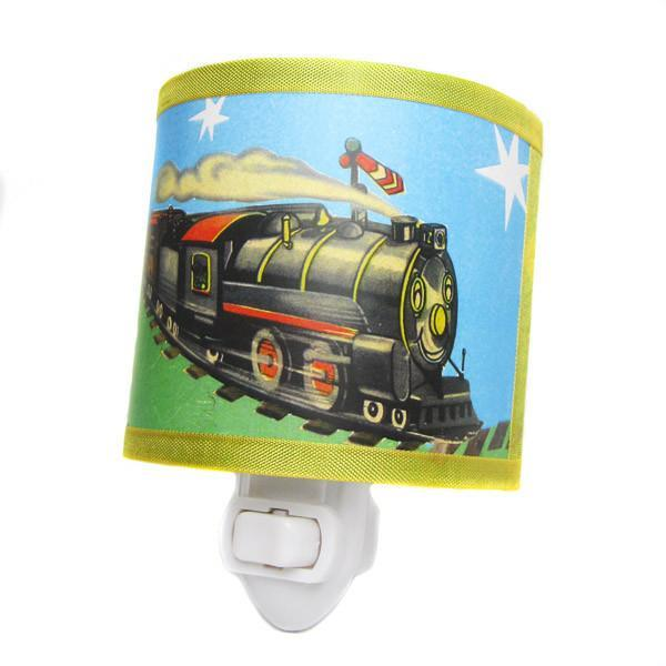 choo-choo train nightlight