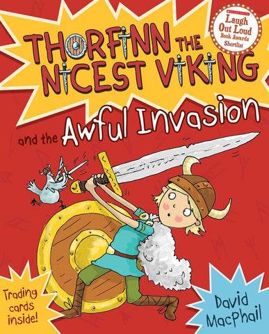 Thorfinn the Nicest Viking & the Awful Invasion (Book 1 in the Series)
