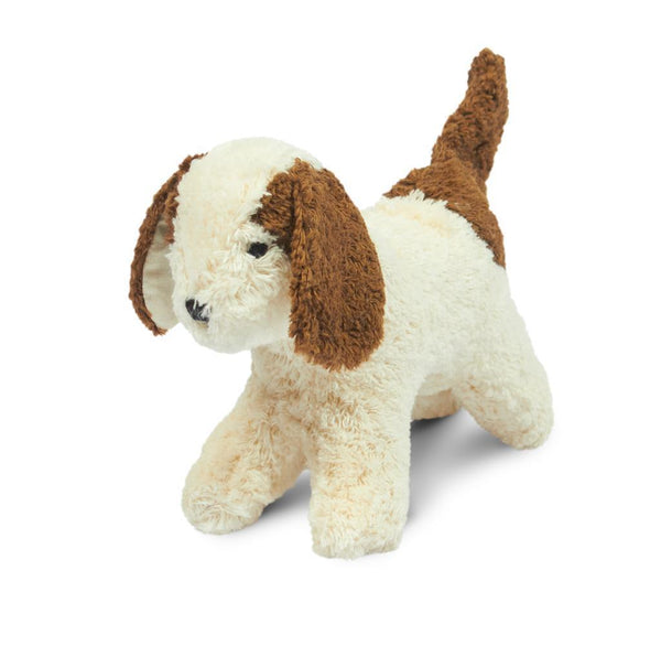 organic cotton and wool puppy
