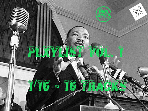 MLK Day Playlist