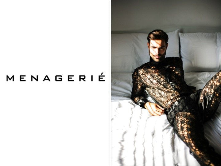 MENAGERIÉ Lookbook 2015