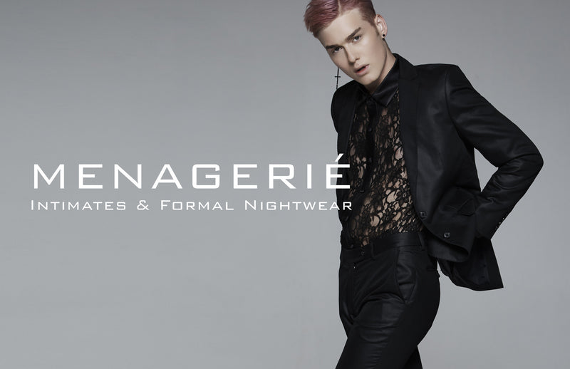 MENAGERIÉ Designer Feature Astonish Magazine