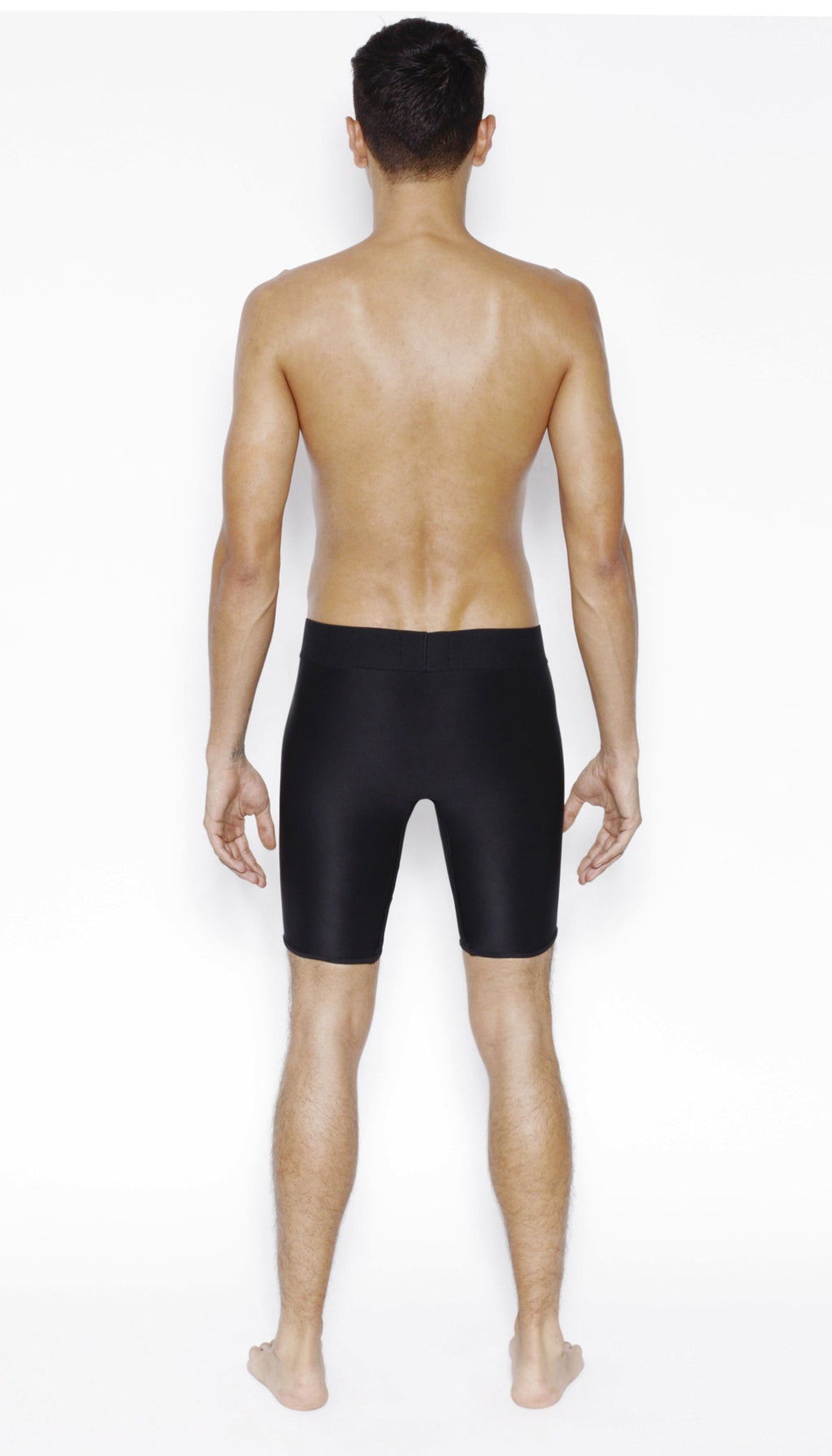 Cycle Short in BLACK - MENAGERIÉ Intimates