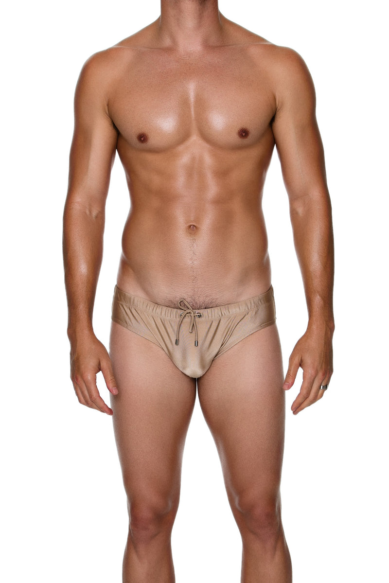 Classic Brief Bikini - MENAGERIE Intimates MENS Lingerie