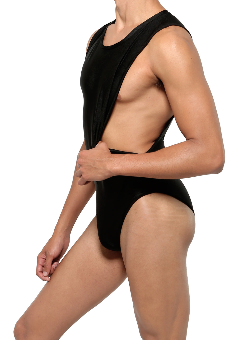 One Piece Swim Bikini - MENAGERIE Intimates MENS Lingerie