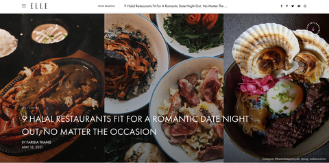 9 HALAL RESTAURANTS FIT FOR A ROMANTIC DATE NIGHT OUT, NO MATTER THE OCCASION