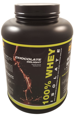 4.4 lbs - 67 Servings / Chocolate Delight