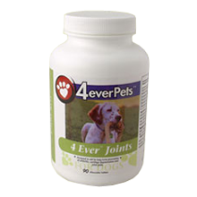 4ever Joints, Preventative Joint Care for Dogs
