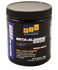 Beta-Alanine Powdered Drink Mix 110 Serving