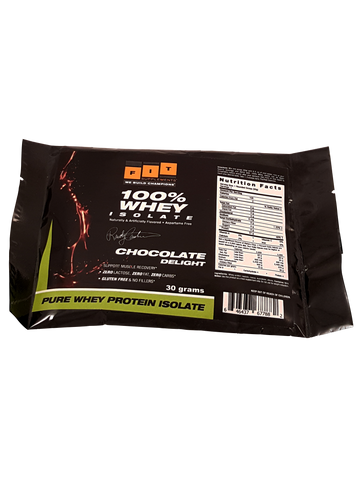 2 lbs - 30 Servings / Chocolate