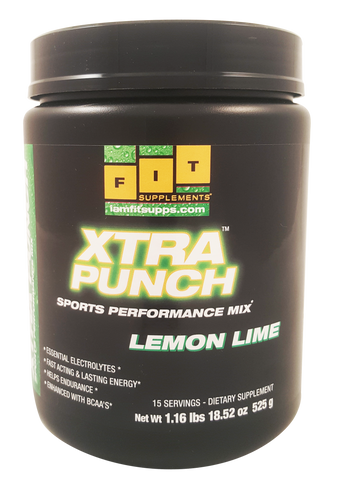 Xtra Punch Hydration Energy Recovery Drink