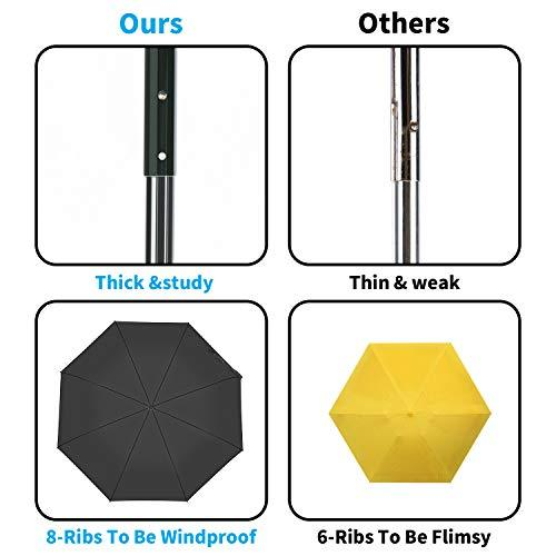 Mini Umbrella Pocket Folding Portable Lightweight Mini Umbrella