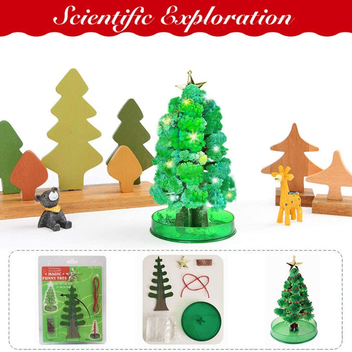 Magic Growing Christmas Tree,Artificial Christmas tree, Christmas Tree