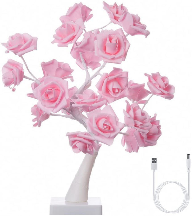 Rose Tree Lamps