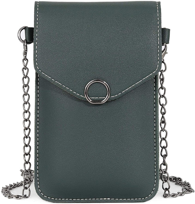 Touch Screen Crossbody Bag,Phone Pouch Wallet,Crossbody Phone Bag