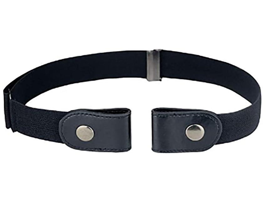Unisex Invisible And Adjustable No Buckle Belts