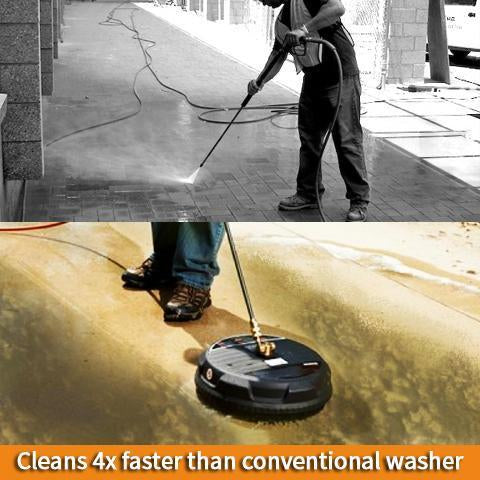 Pressure Washer Surface Cleaner - full