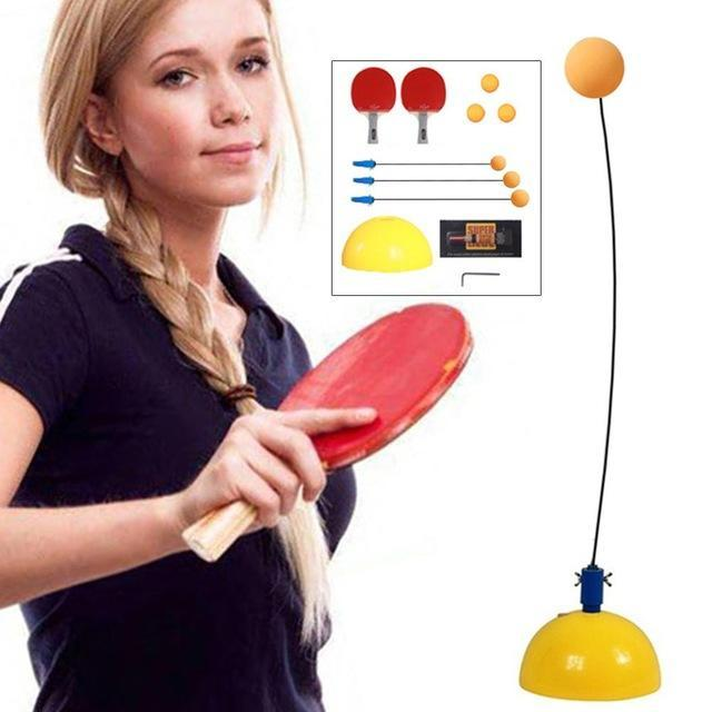 The Best Table Tennis Trainer - full