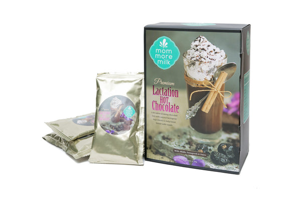 Premium Lactation Hot Chocolate