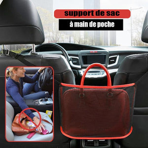 Support de sac à main -voiture-