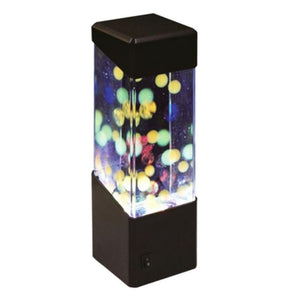 Veilleuse-Aquarium Décorative à LED Multicolore