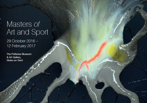 Masters of Art and Sport : Philippe Aird and Darren Campbell until Feb 12th 2017