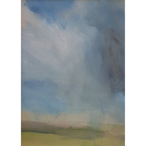 IM041 Big Skies Study V by Ian Mood
