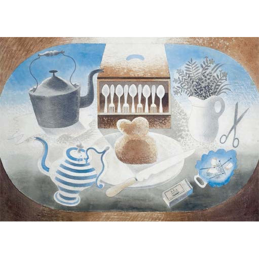 Art Greeting Cards by Eric Ravilious