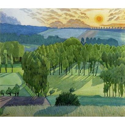 Art Greeting Cards by John Nash