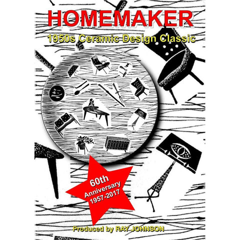 Homemaker - A 1950s Ceramic Design Classic Documentary Stoke on Trent History DVD