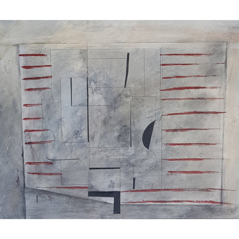 Homage to Ben Nicholson by Ian Kent