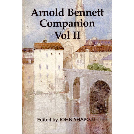 Bennett Companion Vol II edited by John Shapcott