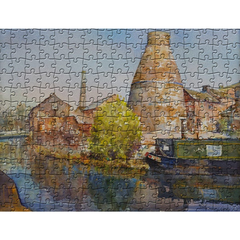 Stoke on Trent Jigsaw Puzzles by Potteries Jigsaw Puzzles