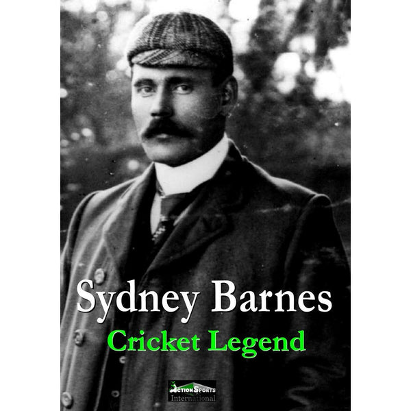 SYDNEY BARNES - Cricket Legend Historical Film DVD