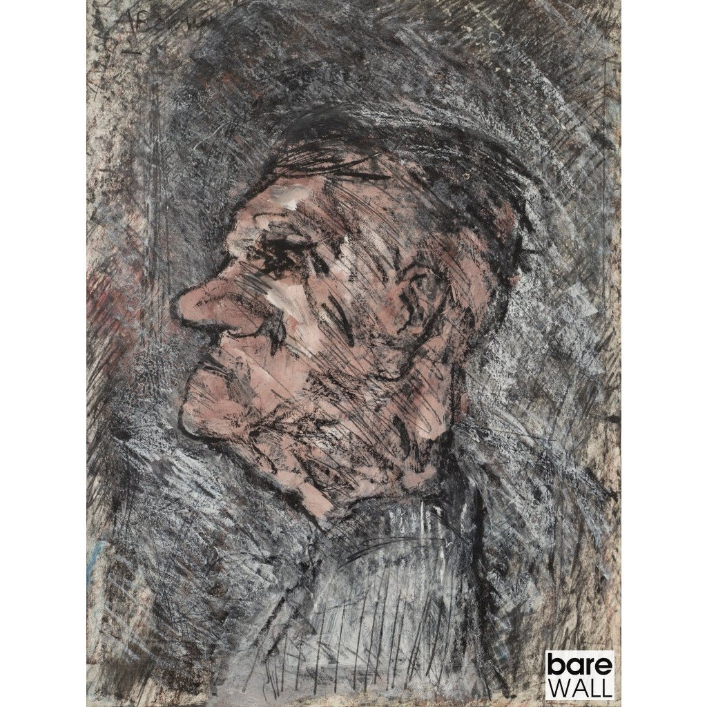 A Drinking Man by Arthur Berry | Original Art by Arthur Berry | Barewall Art Gallery