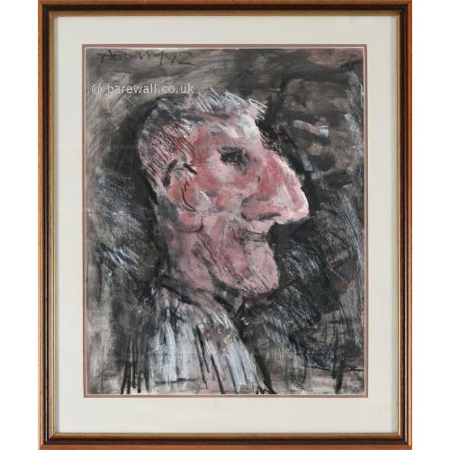 Big Nose | Original Art by Arthur Berry | Barewall Art Gallery