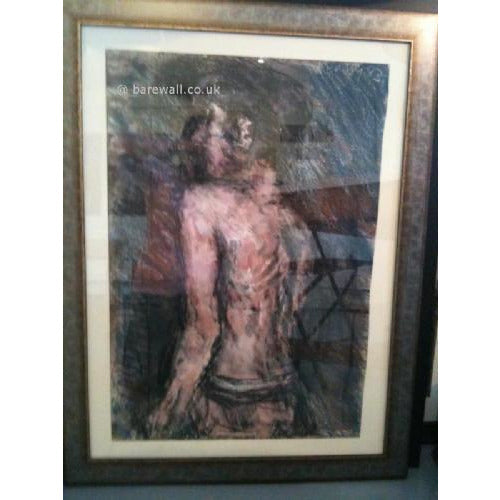 Arthur Berry Original Art Miner