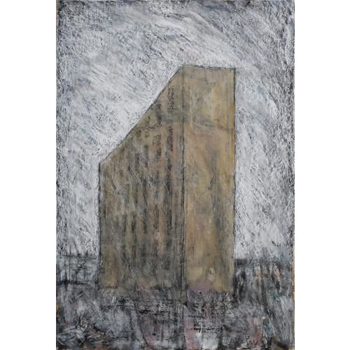 Arthur Berry Original Art The Tower Block by Arthur Berry