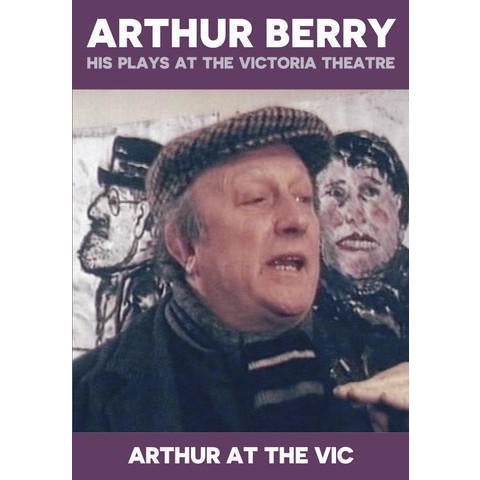 Arthur Berry: His Plays at The Victoria Theatre DVD | Book by Barewall Books | Barewall Art Gallery