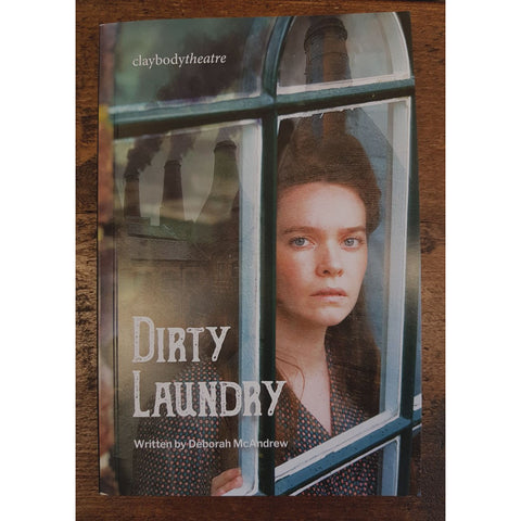 Dirty Laundry - Play by Deborah McAndrew | Book by Barewall Books | Barewall Art Gallery
