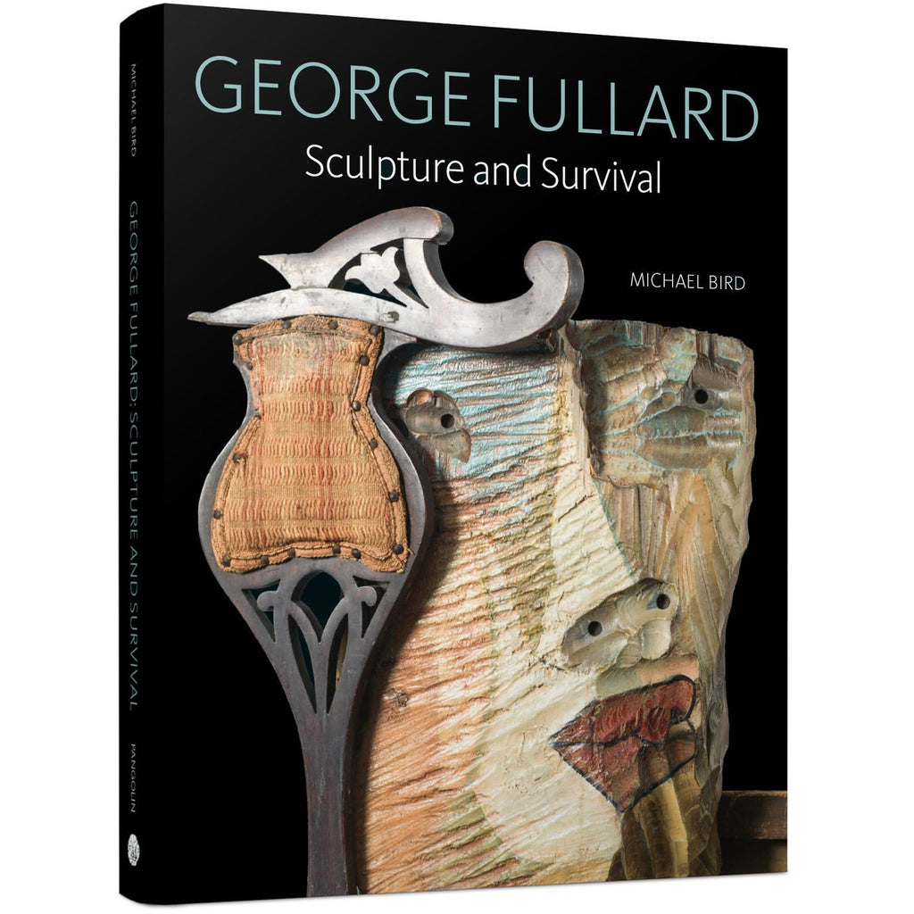 George Fullard Sculpture and Survival Hardback Book by Michael Bird | Book by Barewall Books | Barewall Art Gallery