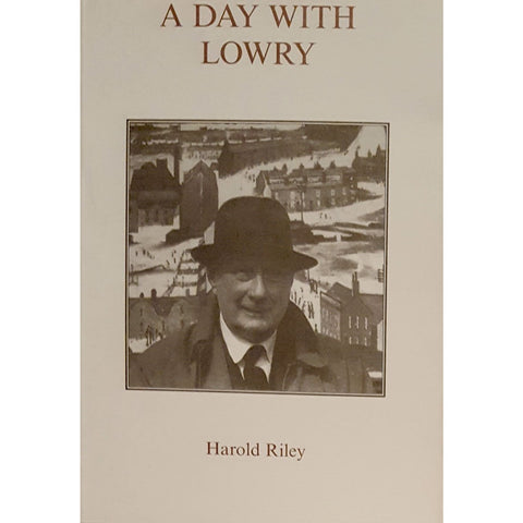 Barewall Books Book HR2 A Day with Lowry - Book by Harold Riley