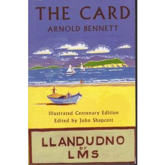 Barewall Books Book The Card by Arnold Bennett